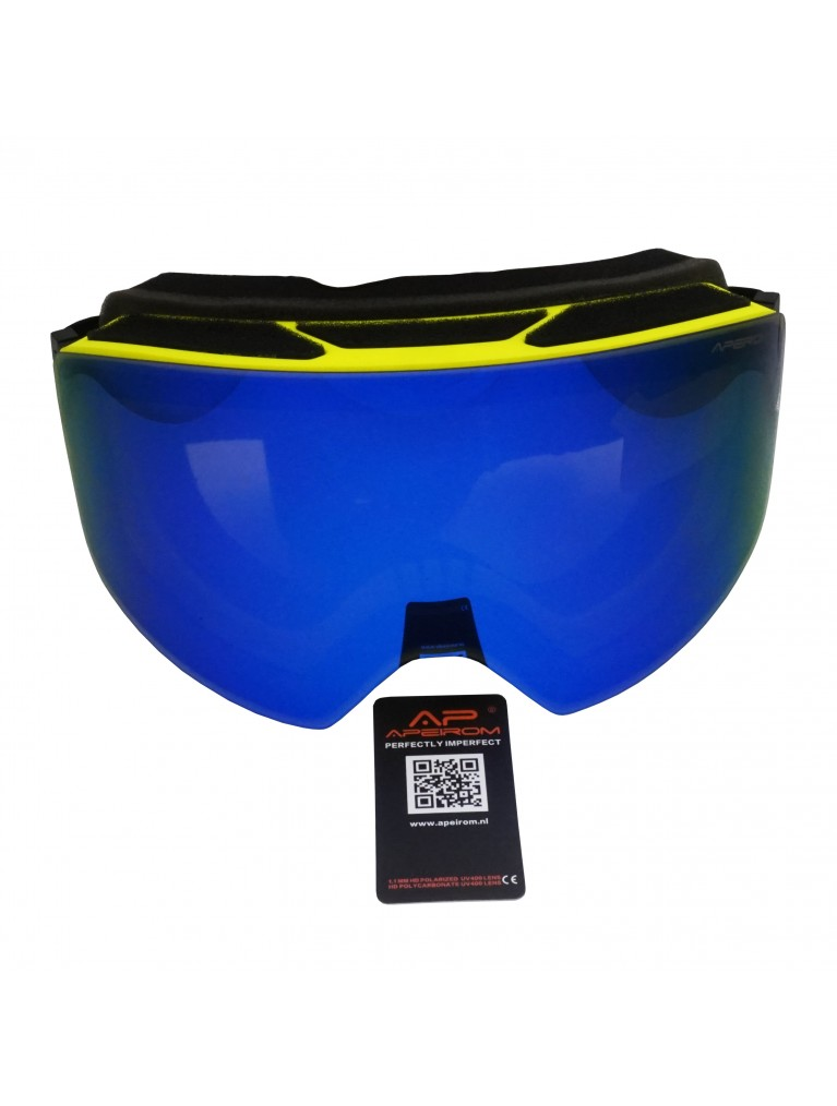 Hercules Ski-/Snowboardbril unisex